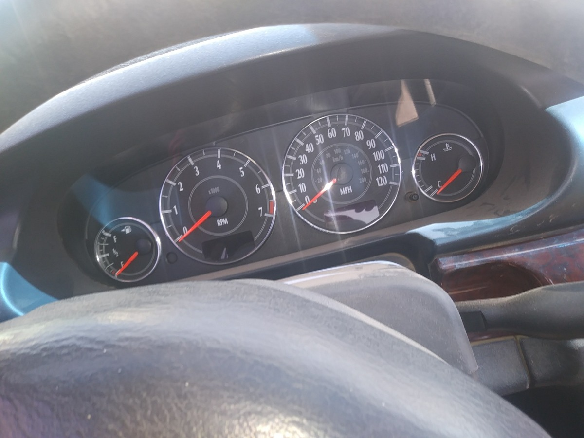 Cluster Tablero Chrysler Cirrus 2004