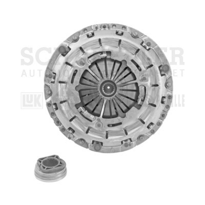 clutch chrysler pt cruiser 2001 - 2010 2.4l tipo modular sac