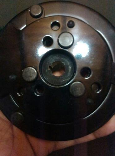 clutch completo  de compresor de a/a  abacus 508