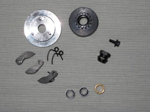 clutch completo  ofna - 14t