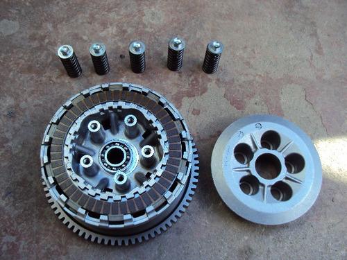 clutch completo para honda cbr 600rr 2007-2012