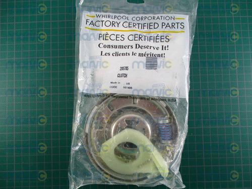 clutch embrague centrifugado lavadora whirpool refacciones