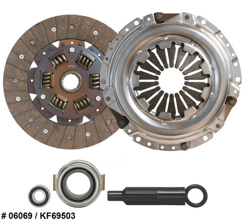 clutch / embrague transmision nissan pathfinder 2000 - 2000