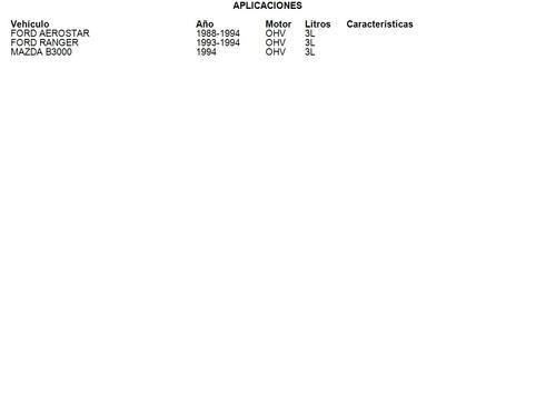 clutch ford ranger 1993 - 1994 3l luk