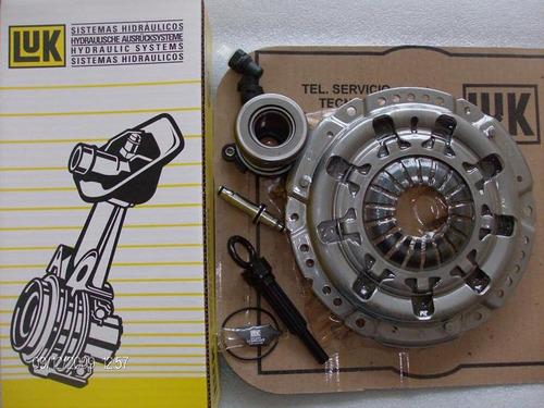 clutch luk  para gm corsa easytronic 04-08