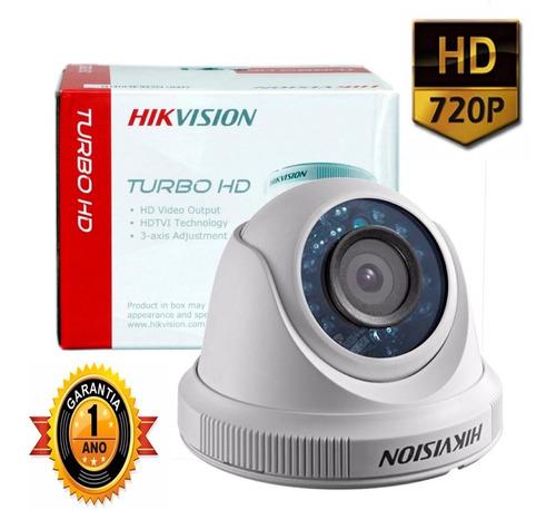 càmara domo hikvision turbo hd 720