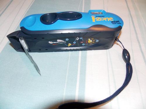 càmara fotogràfica polaroid pequeña