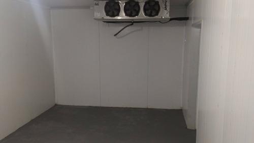 câmara fria frigorífica