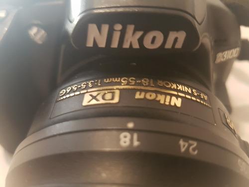 càmara nikon d3100