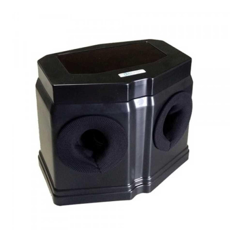 câmara para revelação biotron classic black edition + frete