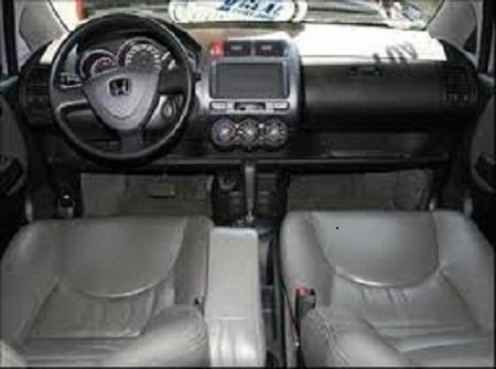 câmbio automático honda fit 2006
