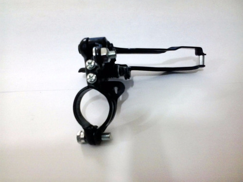 câmbio dianteiro tourney fd-tz31 down-pull 28,6 mm shimano