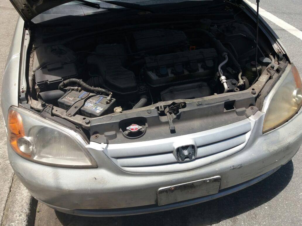 Câmbio Manual Honda Civic Lx 1.7 2003. Carregando Zoom.