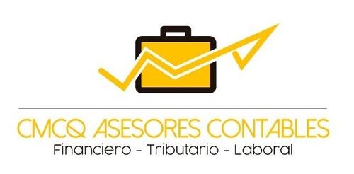 cmcq asesores contables -contador desde s/ 100