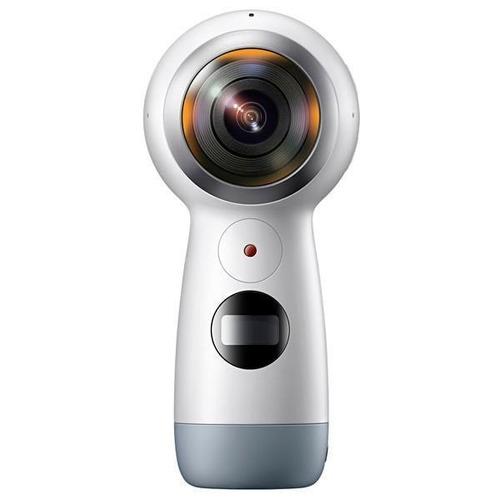 câmera 360° samsung gear 360 sm-r210 bluetooth/wifi - branca