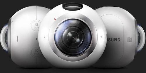 câmera 4k samsung 360 real ultra hd oculus rift virtual vr