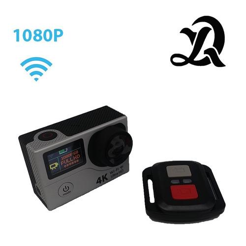 câmera 4k wifi controle remoto ultra hd prova d´água h3r
