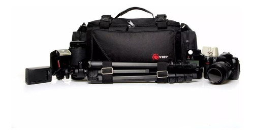câmera acessórios bolsa