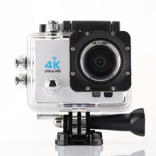 câmera action go cam pro ultra 4k sport wifi hd prova dágua