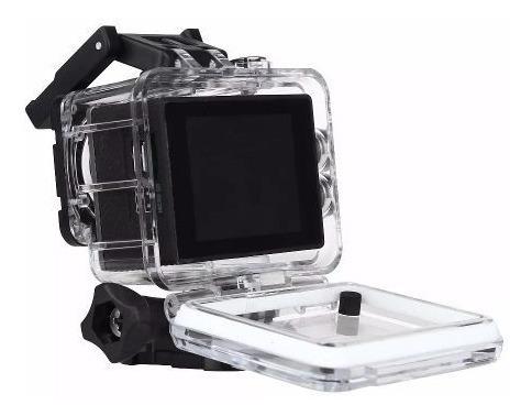 câmera action go cam pro ultra sport prova dágua