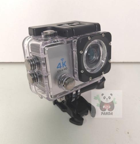câmera action go sport cam pro ultra  wifi hd prova dágua