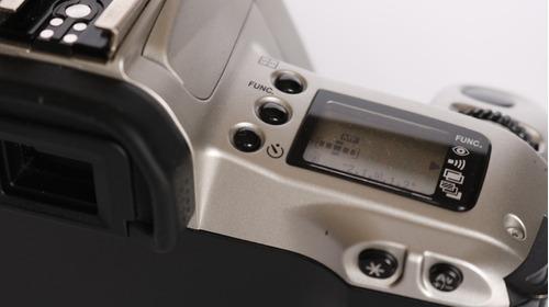 câmera analógica canon