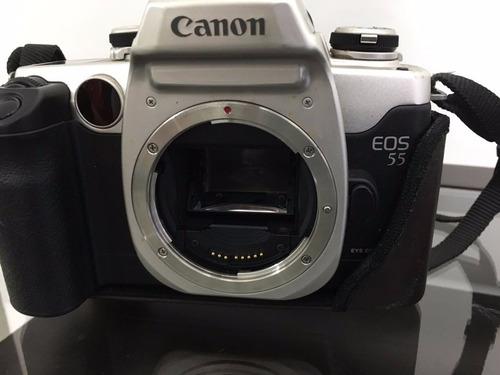 câmera analógica! canon
