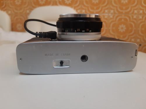 câmera analógica olympus