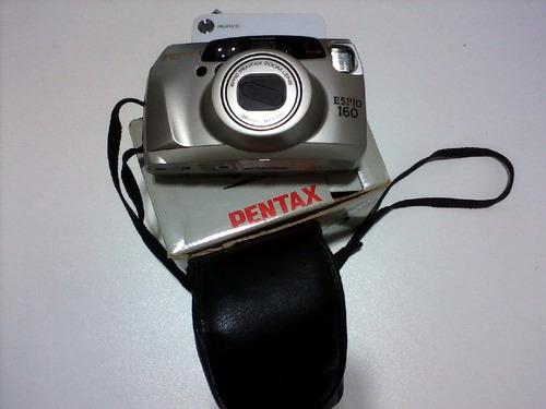 câmera analógica pentax