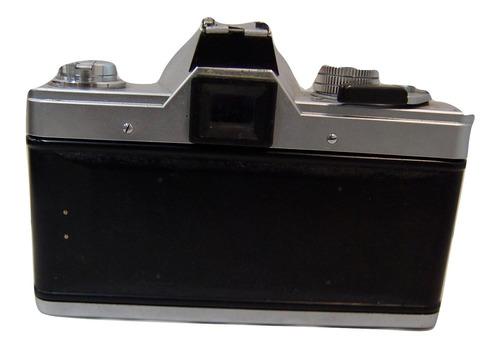 câmera analógica praktica mtl 3