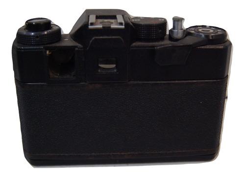 câmera analógica zenit 12xs