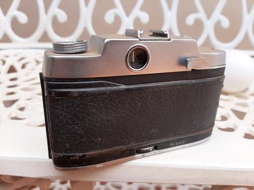 câmera antiga  agfa