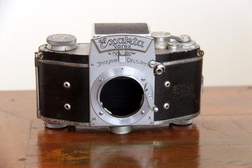 câmera antiga exakta varex para decoração/coleção/