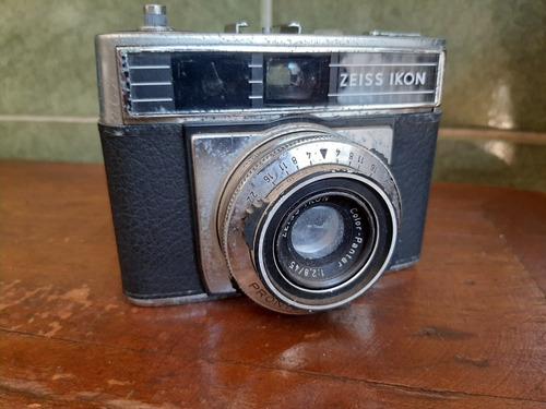 câmera antiga  zeiss