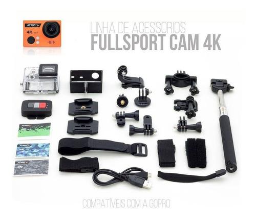 câmera átrio 4 k