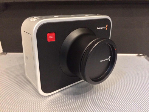 câmera black magic cinema câmera 2,5k troco por sony a6500