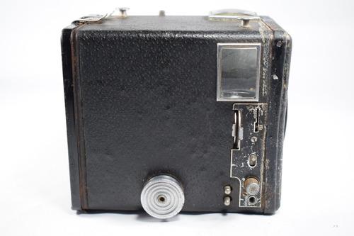 câmera brownie six-20 model e com manual de instruções