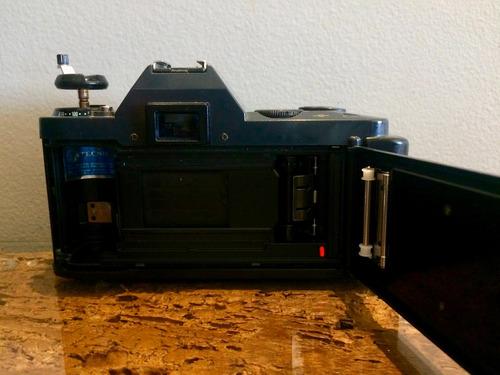 câmera canon 35mm de filme t-5 revisada em excelente estado