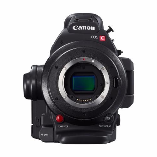 câmera canon cinema eos c100 mark ii novo nf