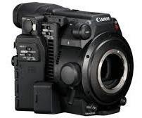 câmera canon cinema eos c200 novo corpo nf