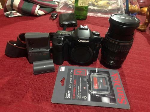 câmera canon eos 40d