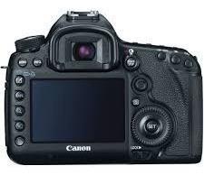câmera canon eos 5d mark ill - corpo -  novo - nfe