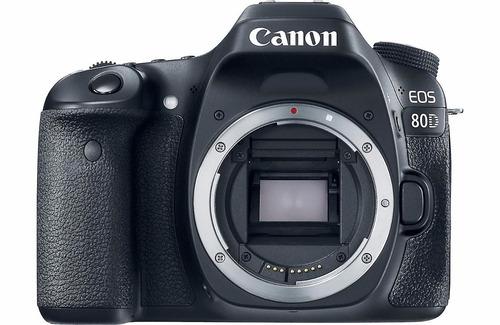 câmera canon eos 80d corpo+bolsa+tripé+32gb rev autorizada!