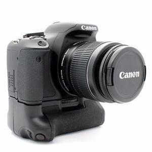 câmera canon eos rebel t5i - leia a descrição! parc s/juros!