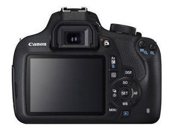 câmera canon eos rebel t6 com lente ef-s 18-55mm - 11854