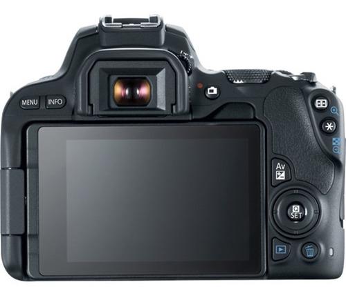 câmera canon eos sl2 18-55mm is stm rev autorizado c/nf-e