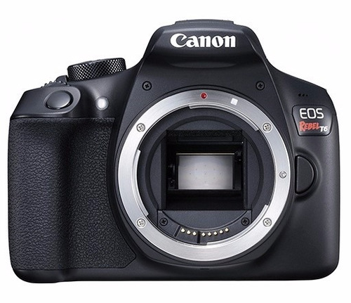 câmera canon eos t6 lente 18-55mm +bolsa +32gb+ minitripé