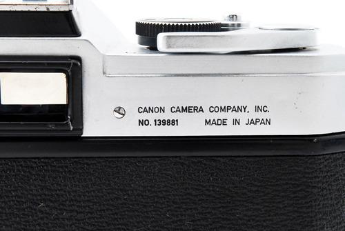 câmera canon fx analógica slr 35mm