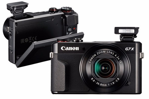 câmera canon g7x mark ii 2 wi-fi vlog youtube c/ recibo