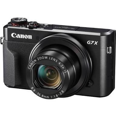 câmera canon g7x mark ii 2 wi-fi vlog youtube vlog